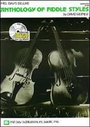 Anthology of Fiddle Styles, by Dave Reiner