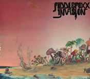 CD: FiddleFoxx Invasion (Andy Reiner)