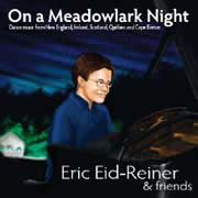 CD: On a Meadowlark Night, by Eric Eid-Reiner
